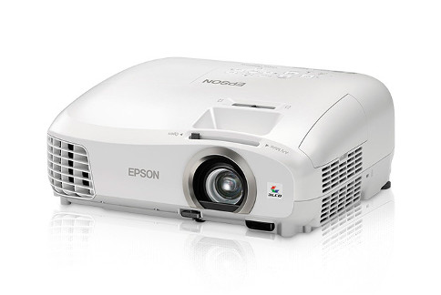 Rent our 1080p High Definition LCD Video Projector