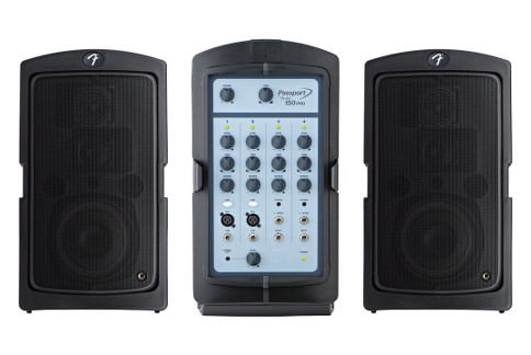 Fender Passport PA System - Front